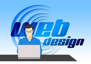 Website Design Cartoon